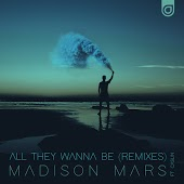 Madison Mars feat. Caslin – All They Wanna Be (RetroVision Remix)
